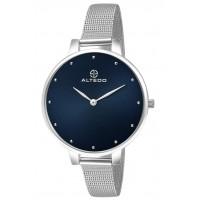 ALTEDO Analog Blue Dial Premium Watch for Women