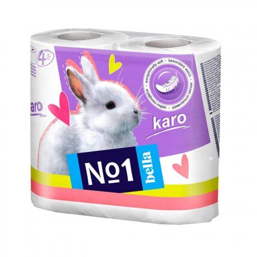 Bella No1 Karo White Toilet Tissue Roll 504x504 - Bella No1 Karo White Toilet Tissue Roll