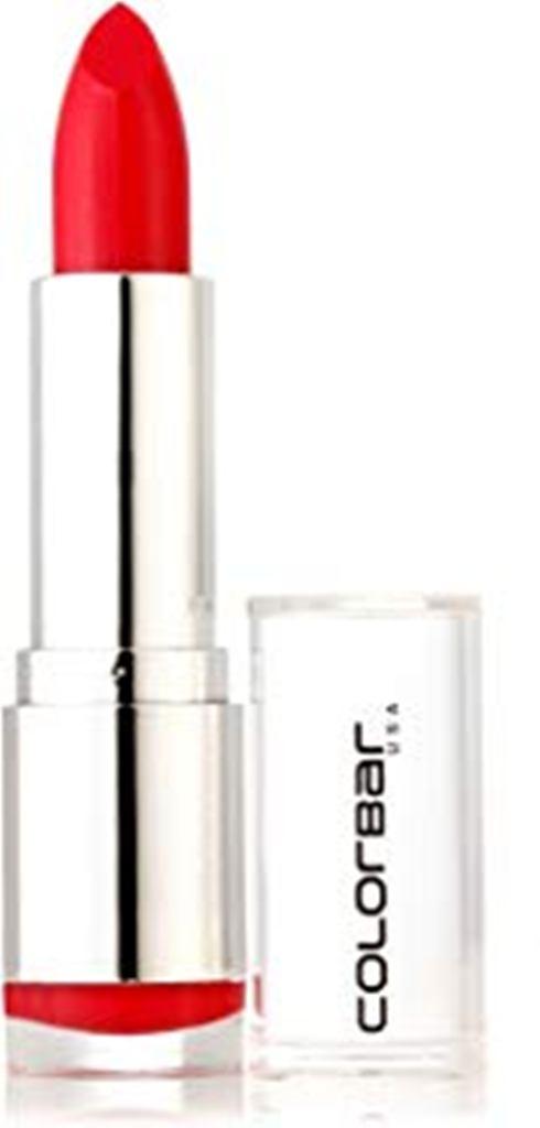 Colorbar Velvet Matte Lipstick Hot Hot Hot 4.2g - Colorbar Velvet Matte Lipstick, Hot Hot Hot, 4.2g