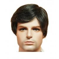 Fllik Men's Natural Looking Wigs