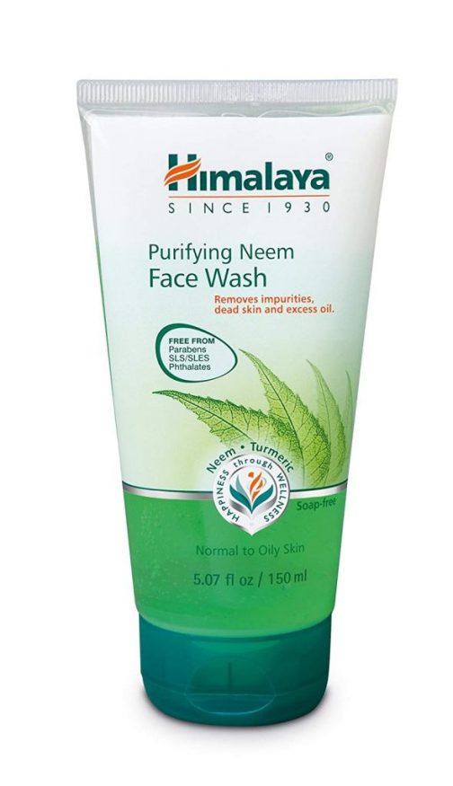 Himalaya Herbals Purifying Neem Face Wash 150ml 504x875 - Himalaya Herbals Purifying Neem Face Wash, 150ml