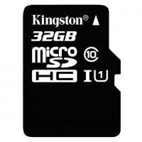 Kingston 32GB Class 10 micro Memory Card