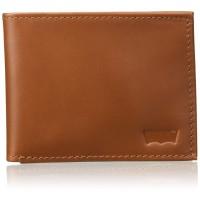 Levi's Medium Brown Men's Wallet
