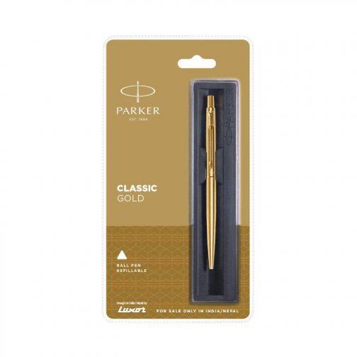 Parker Classic Gold GT Ball Pen 504x504 - Parker Classic Gold GT Ball Pen