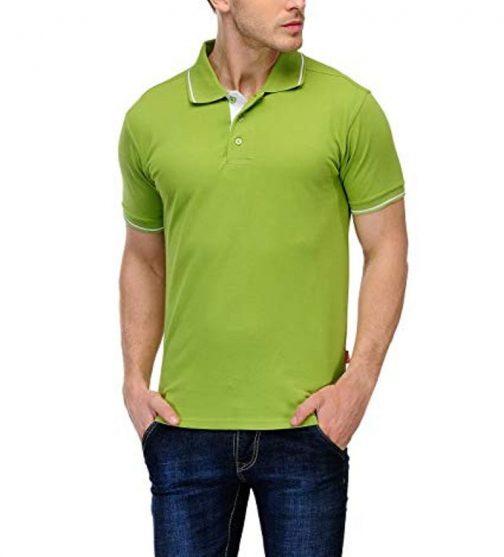 Scott Mens Pure Organic Cotton Polo T Shirt 504x557 - Scott Men's Pure Organic Cotton Polo T-Shirt