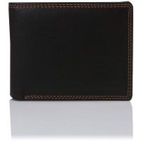 Teakwood Black Men's Wallet