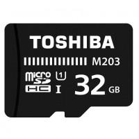 Toshiba  32GB Class 10 Micro SD Memory Card