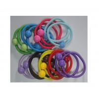 holders s of beaded elastic hair bands